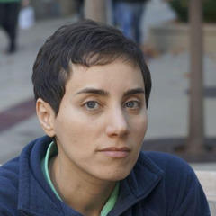 famous quotes, rare quotes and sayings  of Maryam Mirzakhani