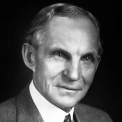 famous quotes, rare quotes and sayings  of Henry Ford
