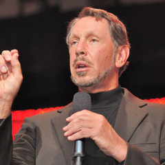 famous quotes, rare quotes and sayings  of Larry Ellison