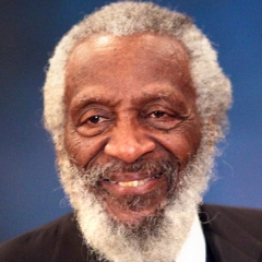 famous quotes, rare quotes and sayings  of Dick Gregory