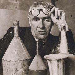 famous quotes, rare quotes and sayings  of Giorgio Morandi
