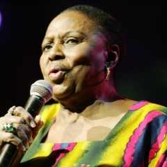 famous quotes, rare quotes and sayings  of Miriam Makeba