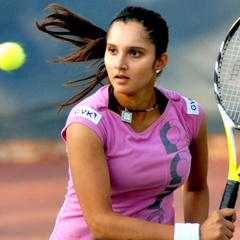 famous quotes, rare quotes and sayings  of Sania Mirza