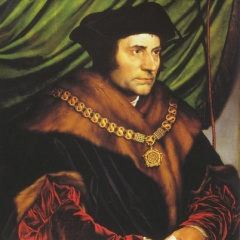 famous quotes, rare quotes and sayings  of Thomas More