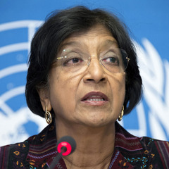 famous quotes, rare quotes and sayings  of Navi Pillay