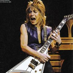 famous quotes, rare quotes and sayings  of Randy Rhoads