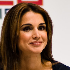 famous quotes, rare quotes and sayings  of Queen Rania of Jordan