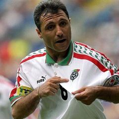famous quotes, rare quotes and sayings  of Hristo Stoichkov