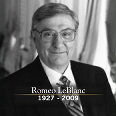famous quotes, rare quotes and sayings  of Romeo LeBlanc