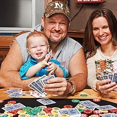 famous quotes, rare quotes and sayings  of Larry the Cable Guy