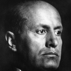 famous quotes, rare quotes and sayings  of Benito Mussolini