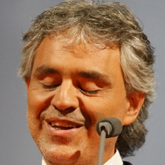 famous quotes, rare quotes and sayings  of Andrea Bocelli