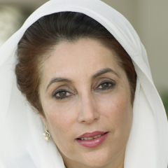famous quotes, rare quotes and sayings  of Benazir Bhutto