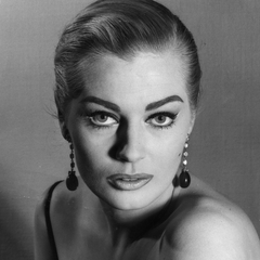 famous quotes, rare quotes and sayings  of Anita Ekberg