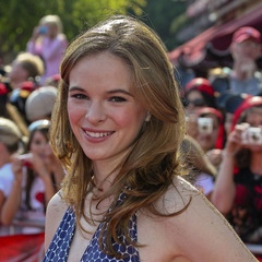 famous quotes, rare quotes and sayings  of Danielle Panabaker