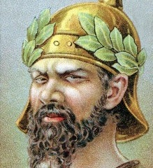 famous quotes, rare quotes and sayings  of Attila the Hun