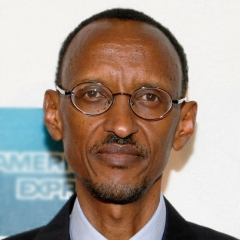 famous quotes, rare quotes and sayings  of Paul Kagame