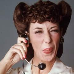 famous quotes, rare quotes and sayings  of Lily Tomlin