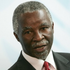 famous quotes, rare quotes and sayings  of Thabo Mbeki