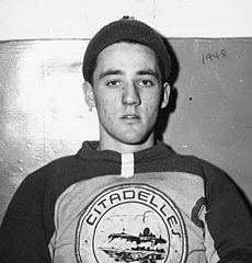 famous quotes, rare quotes and sayings  of Jacques Plante