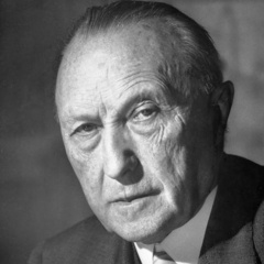 famous quotes, rare quotes and sayings  of Konrad Adenauer