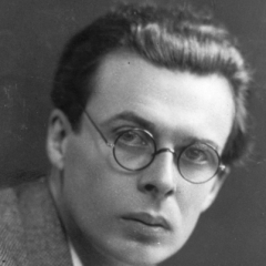 famous quotes, rare quotes and sayings  of Aldous Huxley