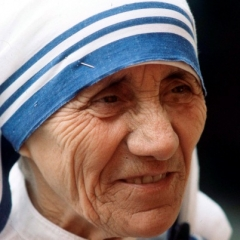 famous quotes, rare quotes and sayings  of Mother Teresa