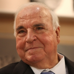 famous quotes, rare quotes and sayings  of Helmut Kohl