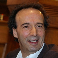 famous quotes, rare quotes and sayings  of Roberto Benigni