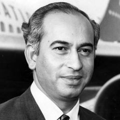 famous quotes, rare quotes and sayings  of Zulfikar Ali Bhutto