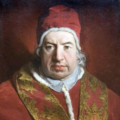 famous quotes, rare quotes and sayings  of Pope Benedict XIV