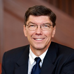 famous quotes, rare quotes and sayings  of Clayton Christensen