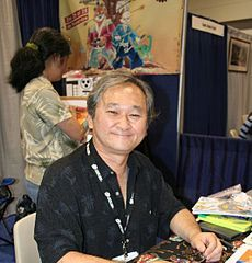 famous quotes, rare quotes and sayings  of Stan Sakai