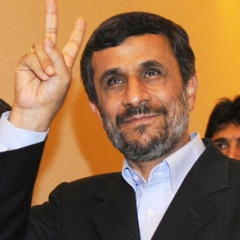 famous quotes, rare quotes and sayings  of Mahmoud Ahmadinejad