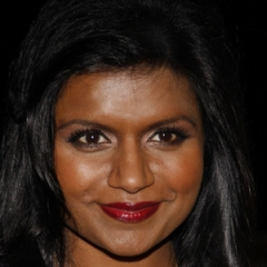 famous quotes, rare quotes and sayings  of Mindy Kaling