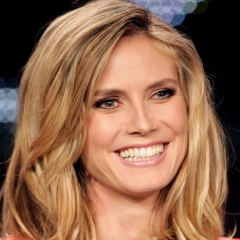 famous quotes, rare quotes and sayings  of Heidi Klum