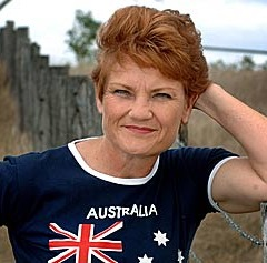 famous quotes, rare quotes and sayings  of Pauline Hanson
