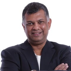 famous quotes, rare quotes and sayings  of Tony Fernandes