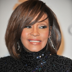 famous quotes, rare quotes and sayings  of Whitney Houston