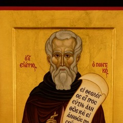 famous quotes, rare quotes and sayings  of Evagrius Ponticus