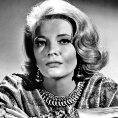 famous quotes, rare quotes and sayings  of Gena Rowlands