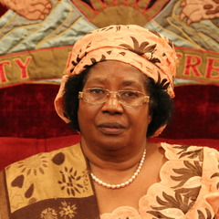 famous quotes, rare quotes and sayings  of Joyce Banda