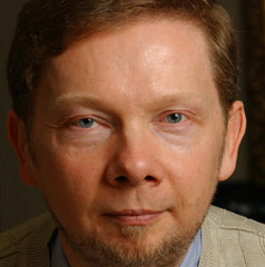 famous quotes, rare quotes and sayings  of Eckhart Tolle