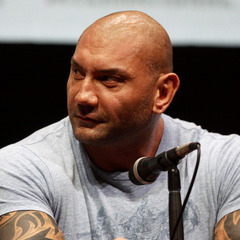famous quotes, rare quotes and sayings  of Dave Bautista