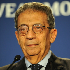 famous quotes, rare quotes and sayings  of Amr Moussa