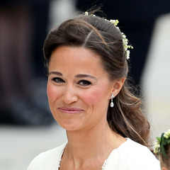 famous quotes, rare quotes and sayings  of Pippa Middleton