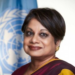 famous quotes, rare quotes and sayings  of Radhika Coomaraswamy