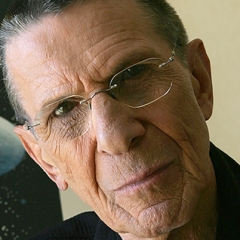 famous quotes, rare quotes and sayings  of Leonard Nimoy