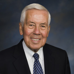 famous quotes, rare quotes and sayings  of Richard Lugar