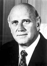 famous quotes, rare quotes and sayings  of Frederik Willem de Klerk